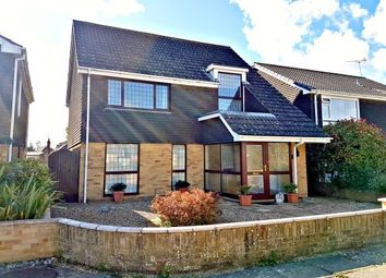 Thumbnail 3 bed detached house to rent in Hammonds Close, Totton, Southampton