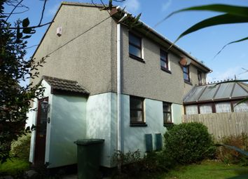Thumbnail 2 bed end terrace house for sale in Freshbrook Close, Eastern Green, Penzance