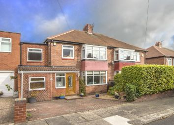 Thumbnail 5 bed property for sale in Bourne Avenue, Fenham, Newcastle Upon Tyne
