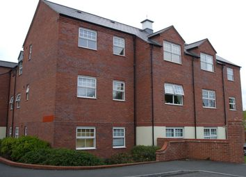 Thumbnail 2 bedroom flat to rent in Moorgate, Tamworth