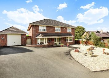 Thumbnail 4 bed detached house for sale in Llanbister, Llandrindod Wells