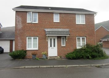 Thumbnail 3 bed detached house to rent in Marcroft Road, Port Tennant, Swansea.