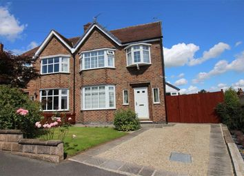 Thumbnail 3 bed semi-detached house for sale in Windley Crescent, Darley Abbey, Derby