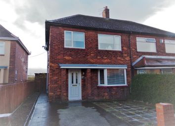 Thumbnail 3 bed semi-detached house for sale in Westlea, Bedlington
