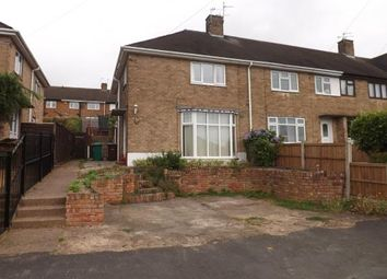 Thumbnail 3 bed end terrace house for sale in Pinewood Gardens, Clifton, Nottingham