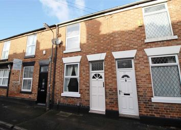 Thumbnail 2 bedroom terraced house for sale in Crosby Street, Derby