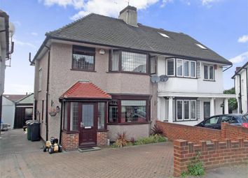 Thumbnail 3 bedroom semi-detached house for sale in Priory Close, Chingford, London
