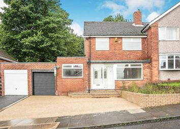 3 bed semi-detached house for sale in Coquet Grove, Throckley, Newcastle Upon Tyne NE15