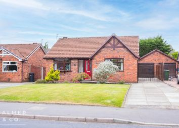 Thumbnail 2 bed detached bungalow for sale in St. Georges Avenue, Westhoughton, Bolton