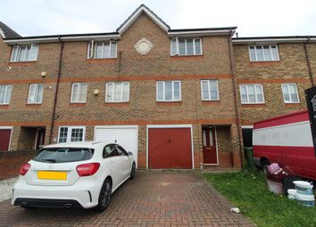 Thumbnail 4 bedroom terraced house for sale in Redbourne Drive, Thamesmead, London