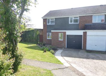 Thumbnail 3 bedroom semi-detached house for sale in Salters Way, Dunstable