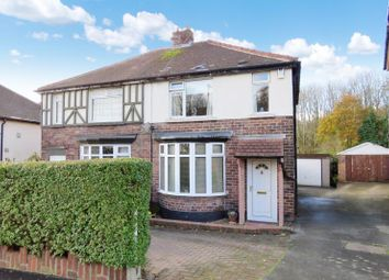 Thumbnail 3 bedroom semi-detached house for sale in Briarfield Crescent, Charnock, Sheffield