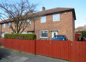 Thumbnail 3 bed terraced house for sale in Bowman Drive, Dudley, Cramlington
