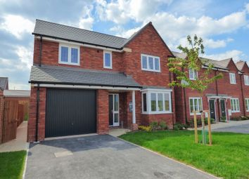 "Thumbnail 4 bedroom detached house for sale in ""The Buckland"" At Deardon Way, Shinfield, Reading RG2, Shinfield,"