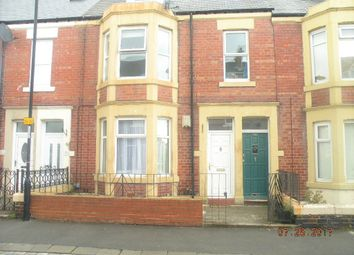 Thumbnail 2 bedroom flat to rent in Woodbine Avenue, Wallsend