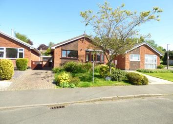 Thumbnail 2 bed bungalow for sale in Windsor Road, Ashby-De-La-Zouch, Leicestershire