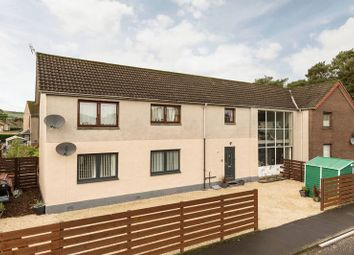 Thumbnail 2 bed flat for sale in 6 Cademuir Drive, Peebles