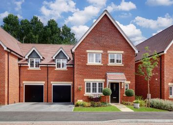 Thumbnail 3 bed link-detached house for sale in Harding Way, Marcham, Abingdon