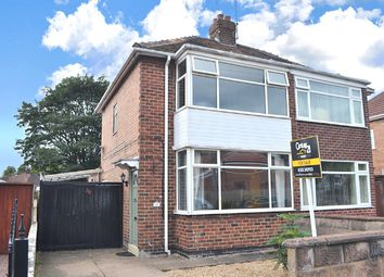 Thumbnail 3 bed semi-detached house for sale in Oakleigh Avenue, Chaddesden, Derby