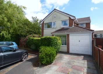 Thumbnail 4 bed detached house for sale in Kelk Beck Close, Maghull, Liverpool