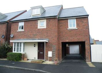 Thumbnail 4 bed detached house to rent in Freshwater Road, Hampton Vale, Peterborough