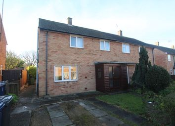 Thumbnail 3 bed semi-detached house for sale in All Saints Road, Fulbourn, Cambridge