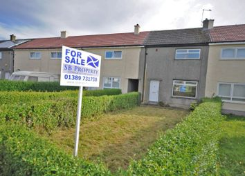 Thumbnail 2 bed terraced house for sale in 12 Waverley Terrace, Dumbarton