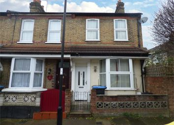 Thumbnail 2 bed end terrace house for sale in Sunnyside Road East, London