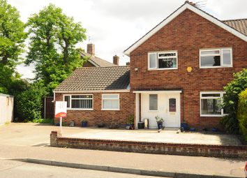 Thumbnail 4 bedroom semi-detached house for sale in Frere Road, Norwich