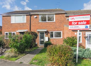 Thumbnail 3 bed terraced house for sale in Milton Close, St. Ives, Huntingdon