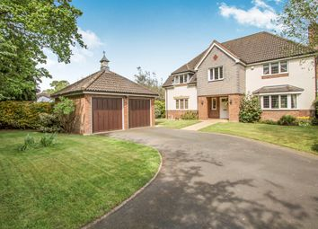 Thumbnail 5 bed detached house for sale in Turnpike Close, Balsall Common, Coventry