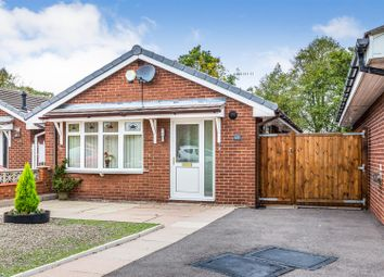 Thumbnail 2 bed detached bungalow for sale in Constance Avenue, Stoke-On-Trent