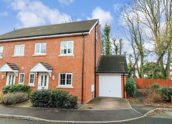 4 bed semi-detached house for sale in Hindmarch Crescent, Hedge End, Southampton, Hampshire SO30