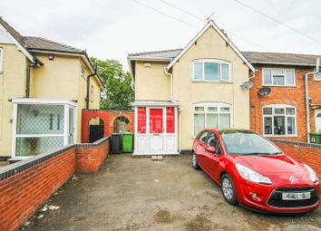 Thumbnail 2 bedroom terraced house for sale in West Street, Bloxwich, Walsall