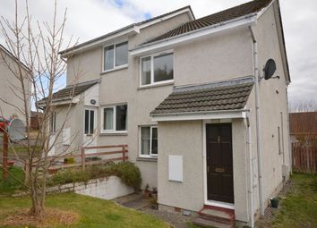 Thumbnail 1 bedroom flat to rent in Highfield Avenue, Inverness