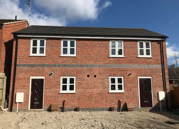 Thumbnail 2 bed terraced house for sale in Chapel Street, Oadby, Leicester
