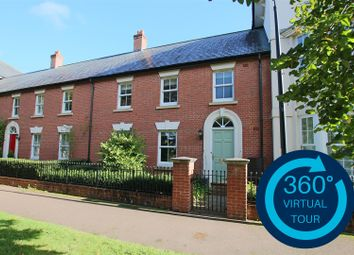 Thumbnail 4 bed terraced house for sale in Masterson Street, Exeter
