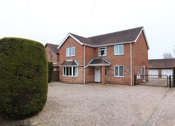 Thumbnail 4 bed detached house for sale in 17A, Stewton Lane, Louth, Lincolnshire