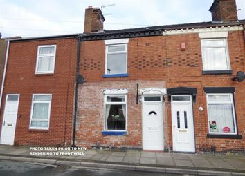 Thumbnail 2 bedroom terraced house to rent in Heath Street, Tunstall, Stoke-On-Trent