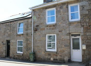 Thumbnail 3 bed end terrace house for sale in Chyandaunce, Gulval, Penzance, Cornwall