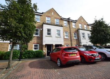 Thumbnail 4 bed terraced house for sale in Bader Way, London