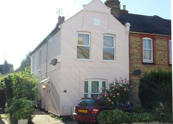 Thumbnail 2 bedroom flat to rent in West Road, Shoeburyness, Southend-On-Sea