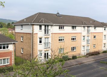 Thumbnail 2 bedroom flat for sale in Willowbank Place, Bonhill
