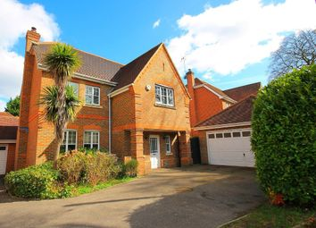 Thumbnail 5 bed detached house for sale in Hope Fountain, Camberley