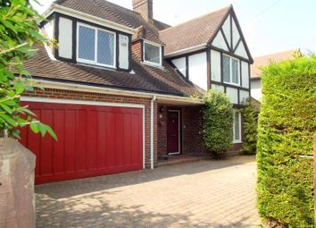 Thumbnail 6 bed detached house for sale in Shirley Drive, Hove