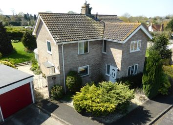 Thumbnail 3 bed detached house for sale in The Cleave, Harwell, Didcot