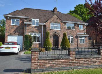 4 bed detached house for sale in Evans Avenue, Allestree Park, Derby DE22