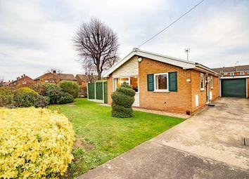 Thumbnail 2 bed detached bungalow for sale in Quantock Road, Long Eaton, Nottingham