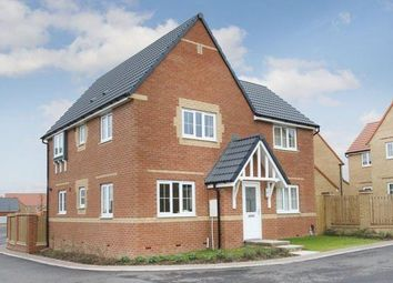 Thumbnail 4 bed detached house for sale in Saxon Rise, Northampton Road, Brixworth