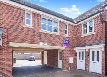 Thumbnail 1 bed flat for sale in Deansleigh, Lincoln